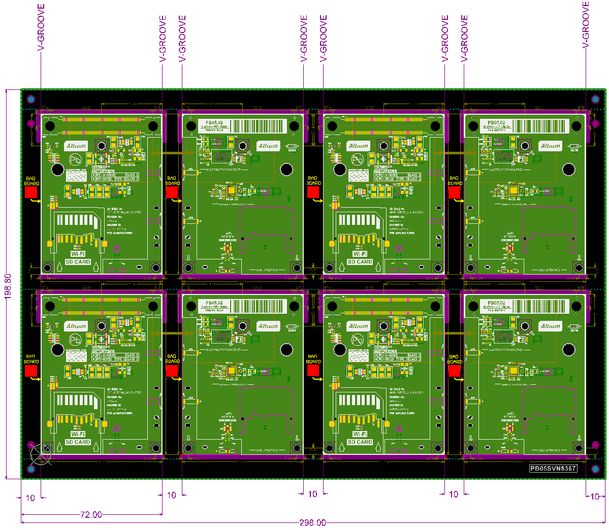 Panelization Embedded Board Array Enhancements Online
