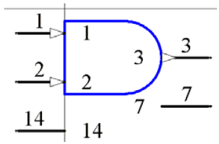Clock Electrical Diagram