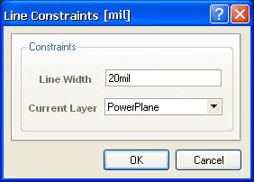 how to change line type altium