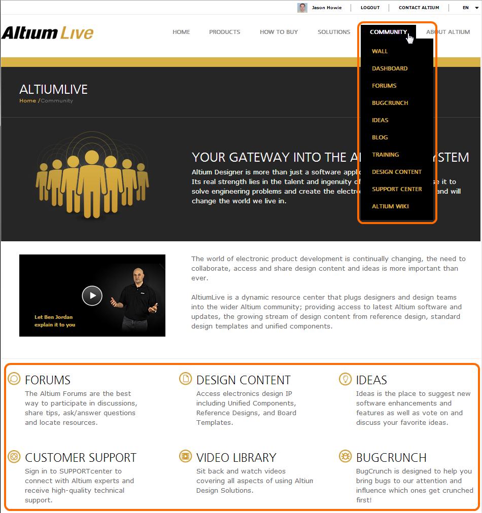 AltiumLive | Online Documentation for Altium Products