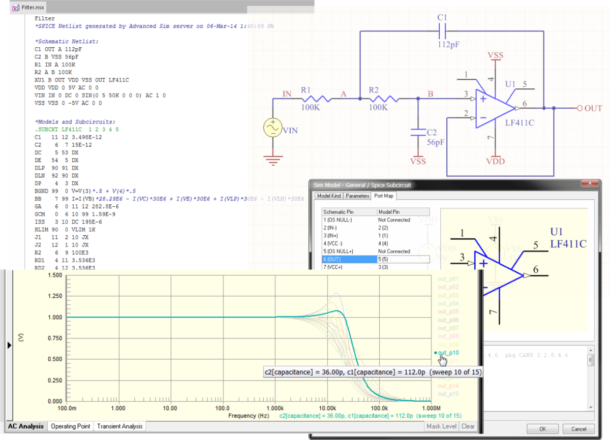 Mixed Simulation | Online Documentation for Altium Products