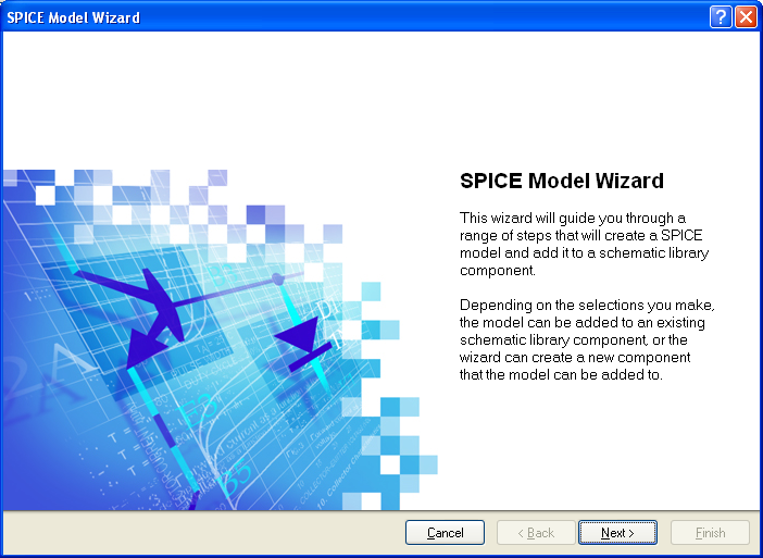 SPICE Model Creation from User Data | Online Documentation