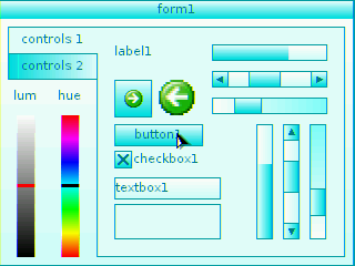Visual Designer for Embedded GUI | Online Documentation for