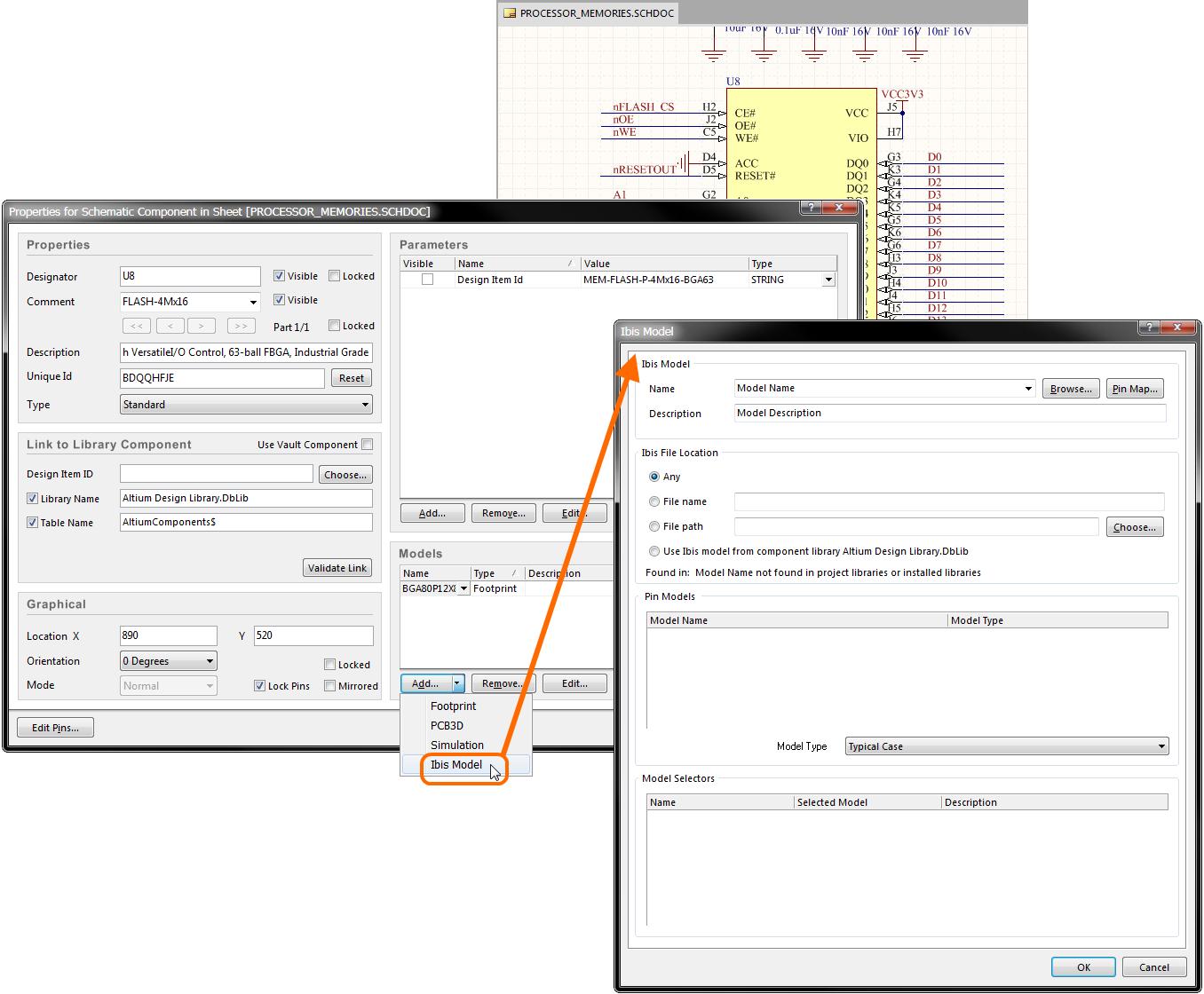 Ibis Model Implementation Editor Online Documentation For Altium Circuit Maker Tutorial Accessing The