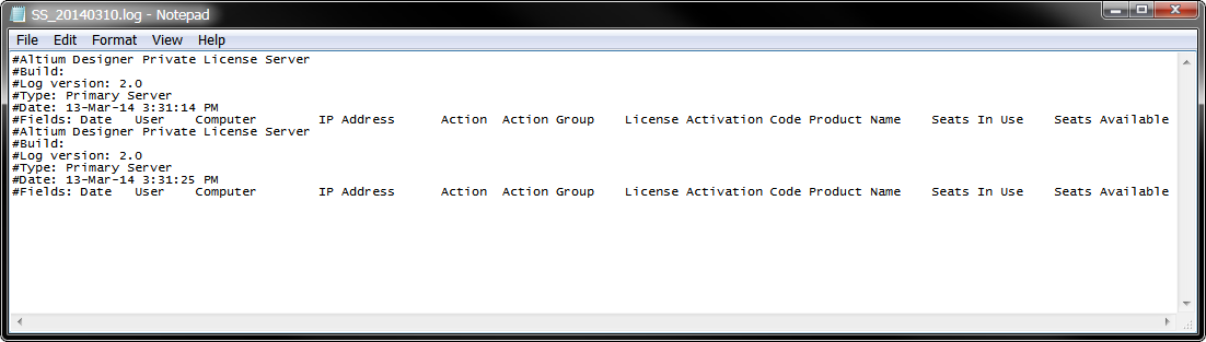 Using a Private Server License   Online Documentation for Altium