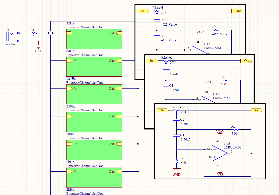 Verifying Your Design In Altium Designer Online Documentation For Single Node Wiring Diagram Reuse Parametric Hierarchical
