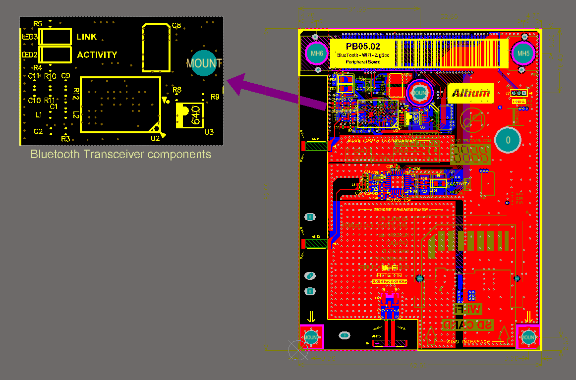 PCB Design View | Online Documentation for Altium Products