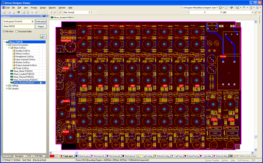 Altium Designer Viewer | Online Documentation for Altium Products