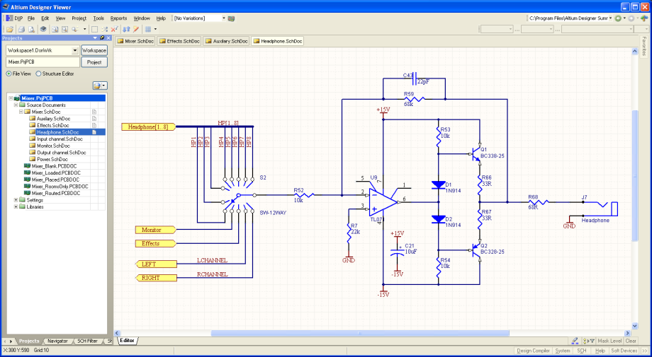 Altium Designer Viewer | Online Documentation for Altium